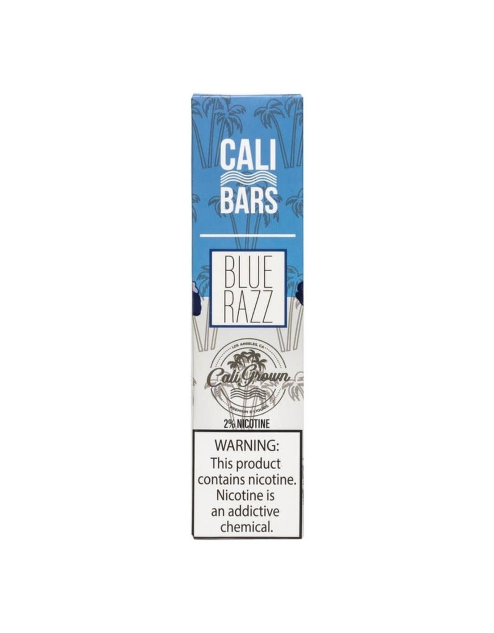 Cali Bars Cali Bars Blue Razz 5%