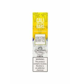 Cali Bars Cali Bars Honeycomb Berry Ice 5%