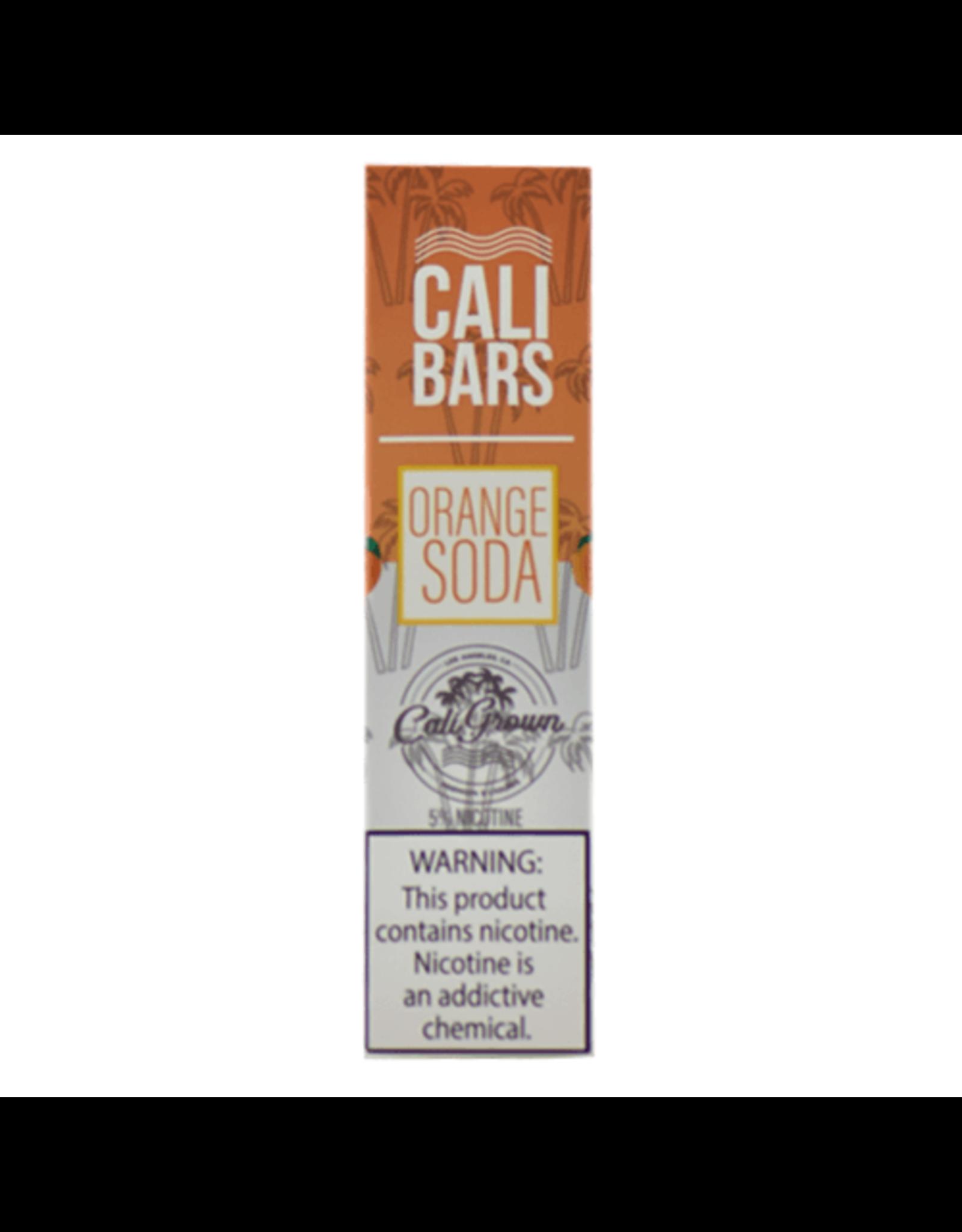 Cali Bars Cali Bars Orange Soda 5%