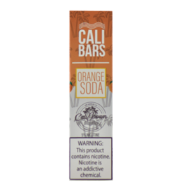 Cali Bars Cali Bars Orange Soda 5%