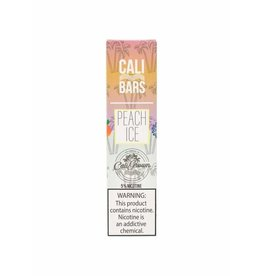 Cali Bars Cali Bars Peach Ice 5%