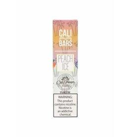 Cali Bars Cali Bars Peach Ice 5%