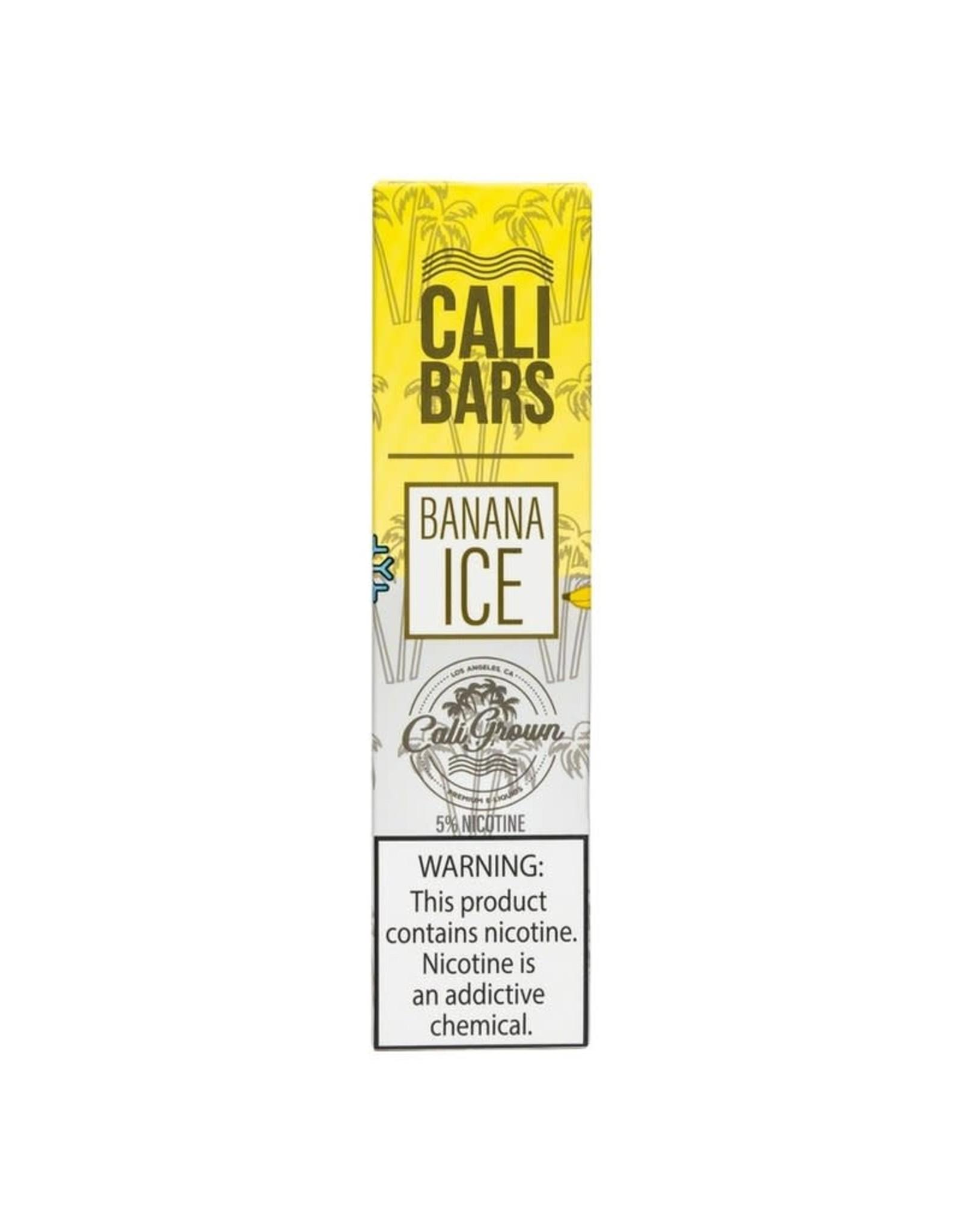 Cali Bars Cali Bars Banana Ice 5%