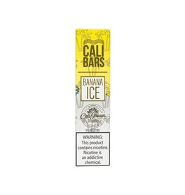Cali Bars Cali Bars Banana Ice 5%