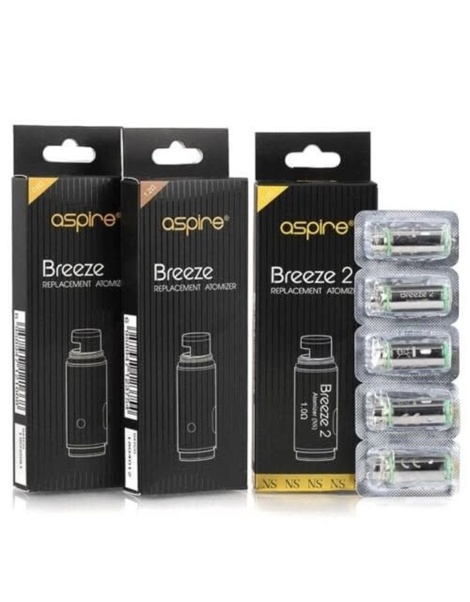 Aspire Aspire Breeze Coil Single
