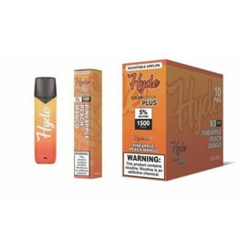 Hyde Hyde Color Plus Pineapple Peach Mango  1500puff