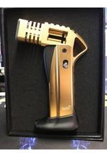 Scorch torch Gold Pistol Grip