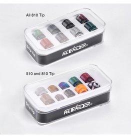 Aleader Resin Drip Tip 510