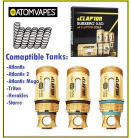 Atom Vape GClapton Ni200 TC 0.15ohm Herakles