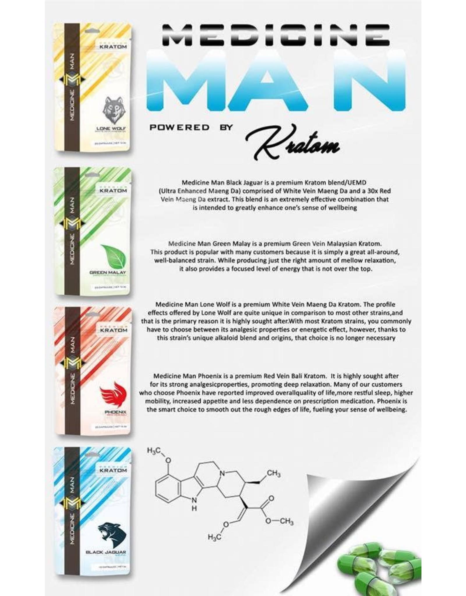 Medicine Man Kratom