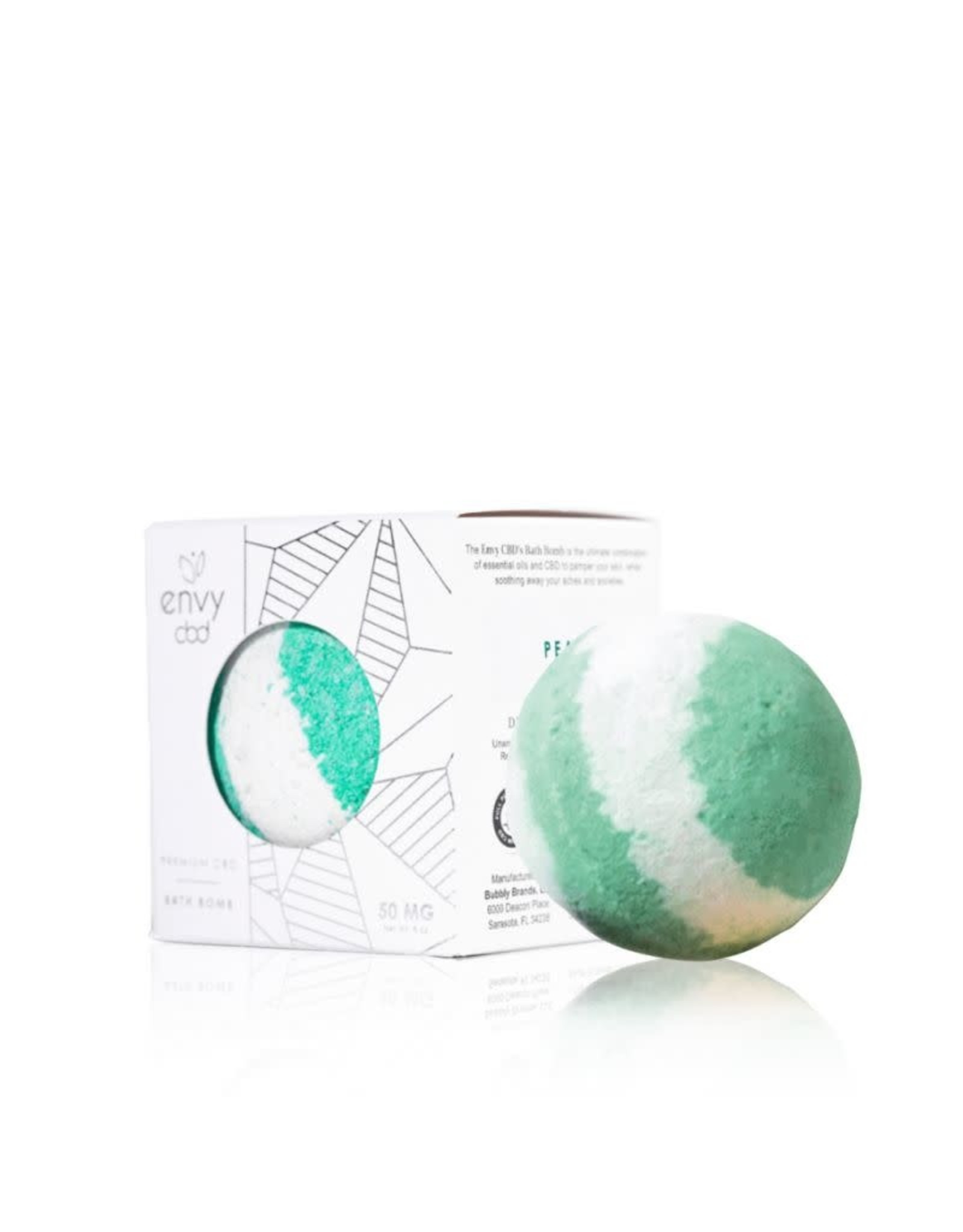 Envy CBD Bath Bombs