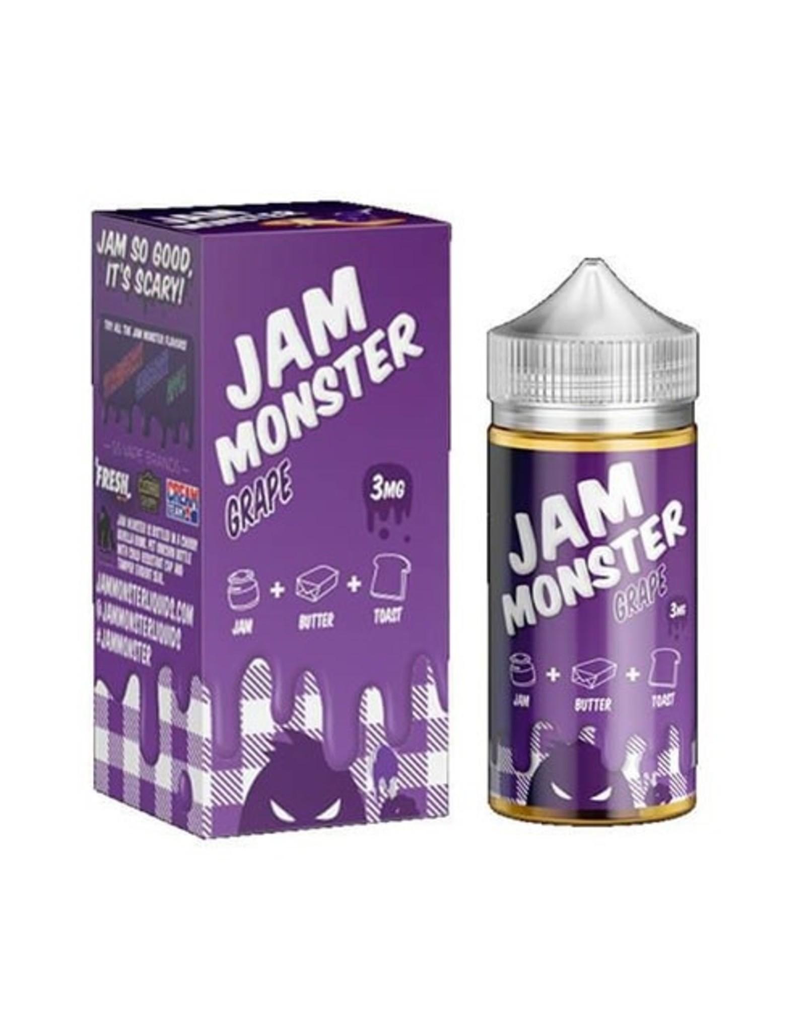 Jam Monster Jam Monster Grape 100ML 6MG