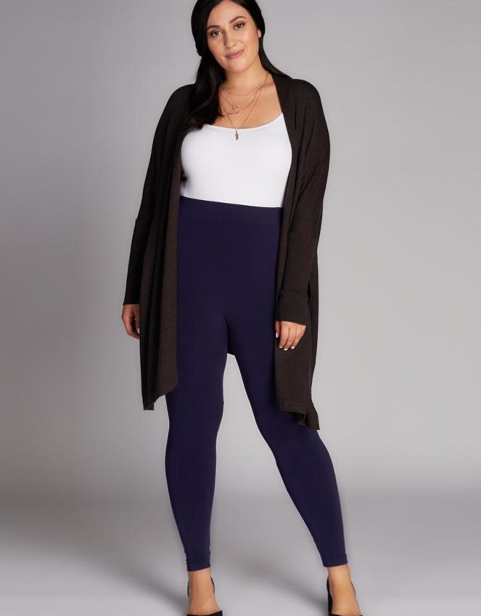 Bamboo Plus Size Full Length Legging