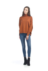 Large Roll Neck Sweater