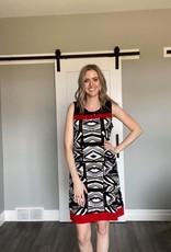 Block Printed Dress