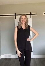 Small High Low Layered Tank