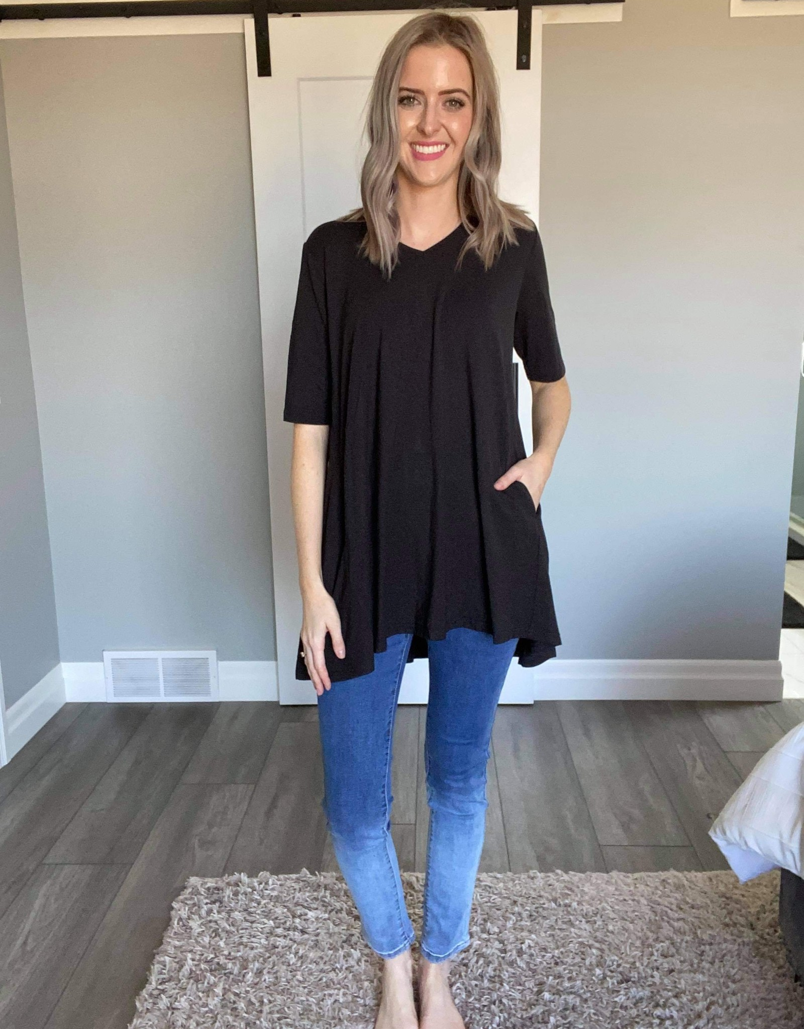 Bamboo Tunic with Pockets