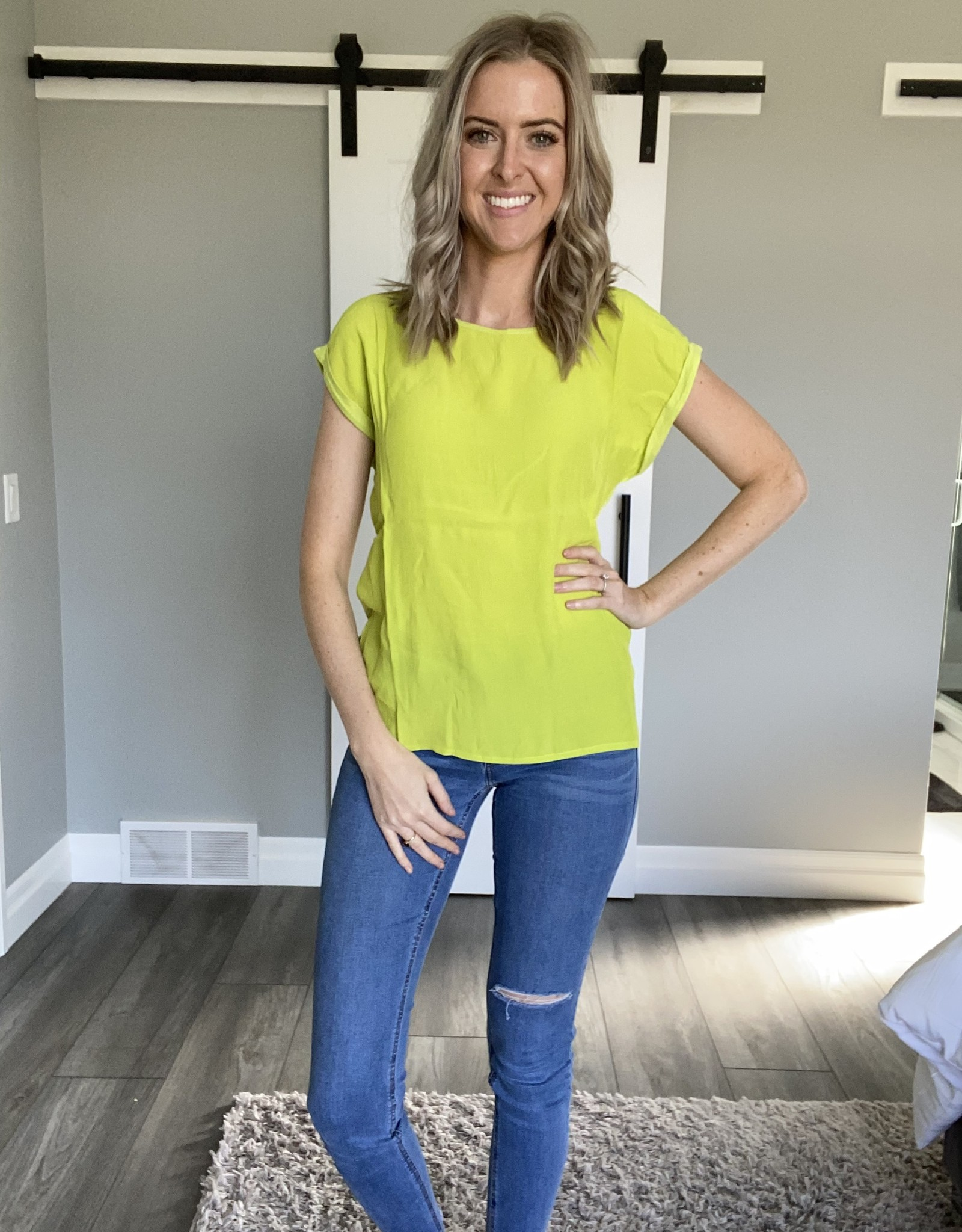 Lime Punch Tee