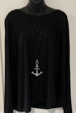Anchor Rope Necklace