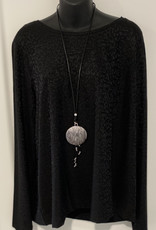 Rope Style - Wire Wrapped Pendant Necklace