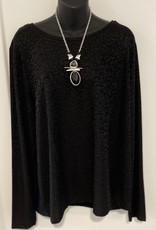 Chain Style Necklace with Unique Stone Design