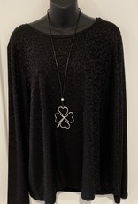 Rope Style- 4 Leaf Clover Necklace