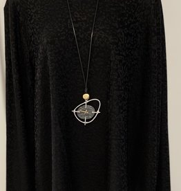 Rope Style - Abstract Design Necklace