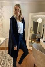 Hooded Open Cardigan/Jacket