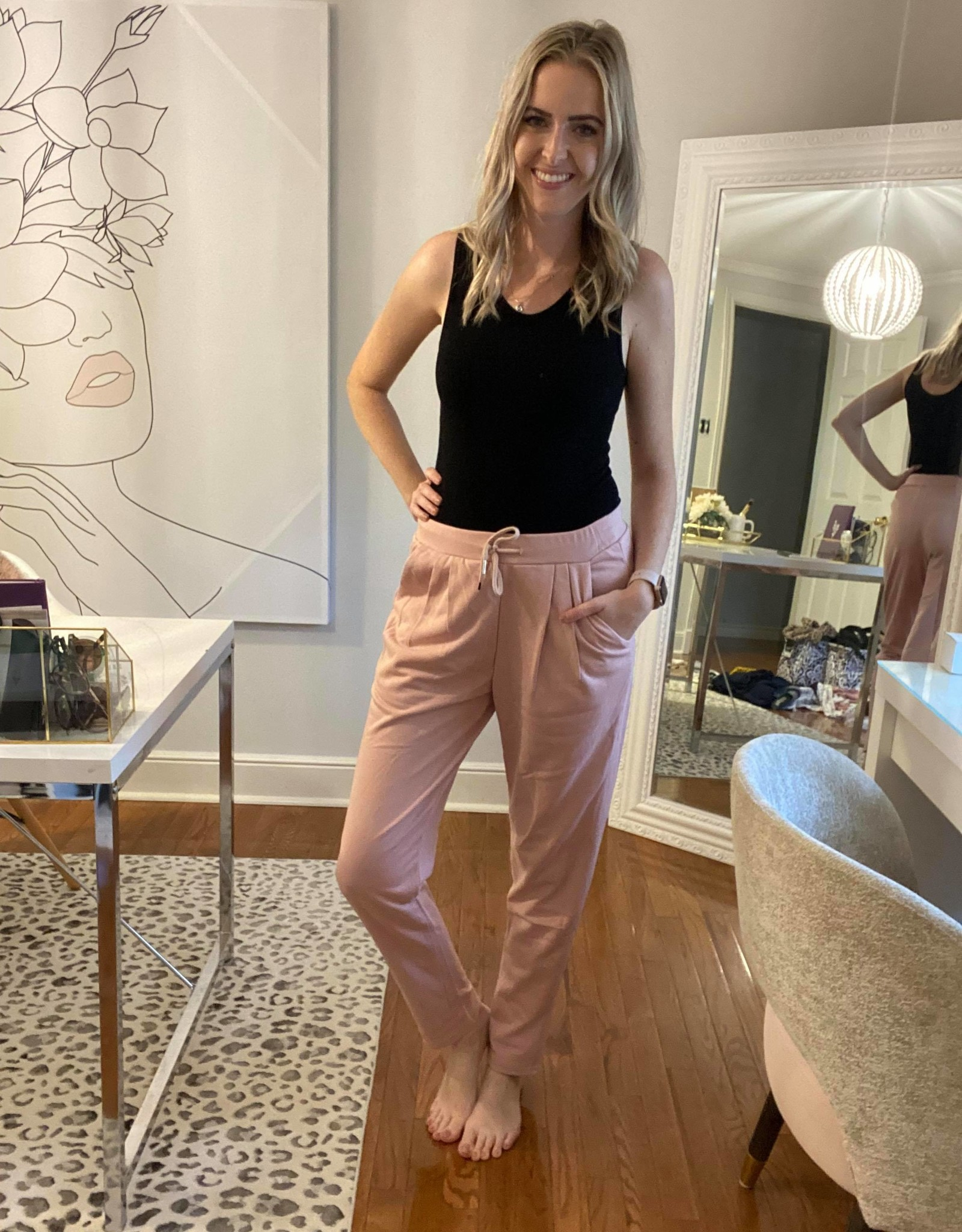 Mid Weight Jogging pant