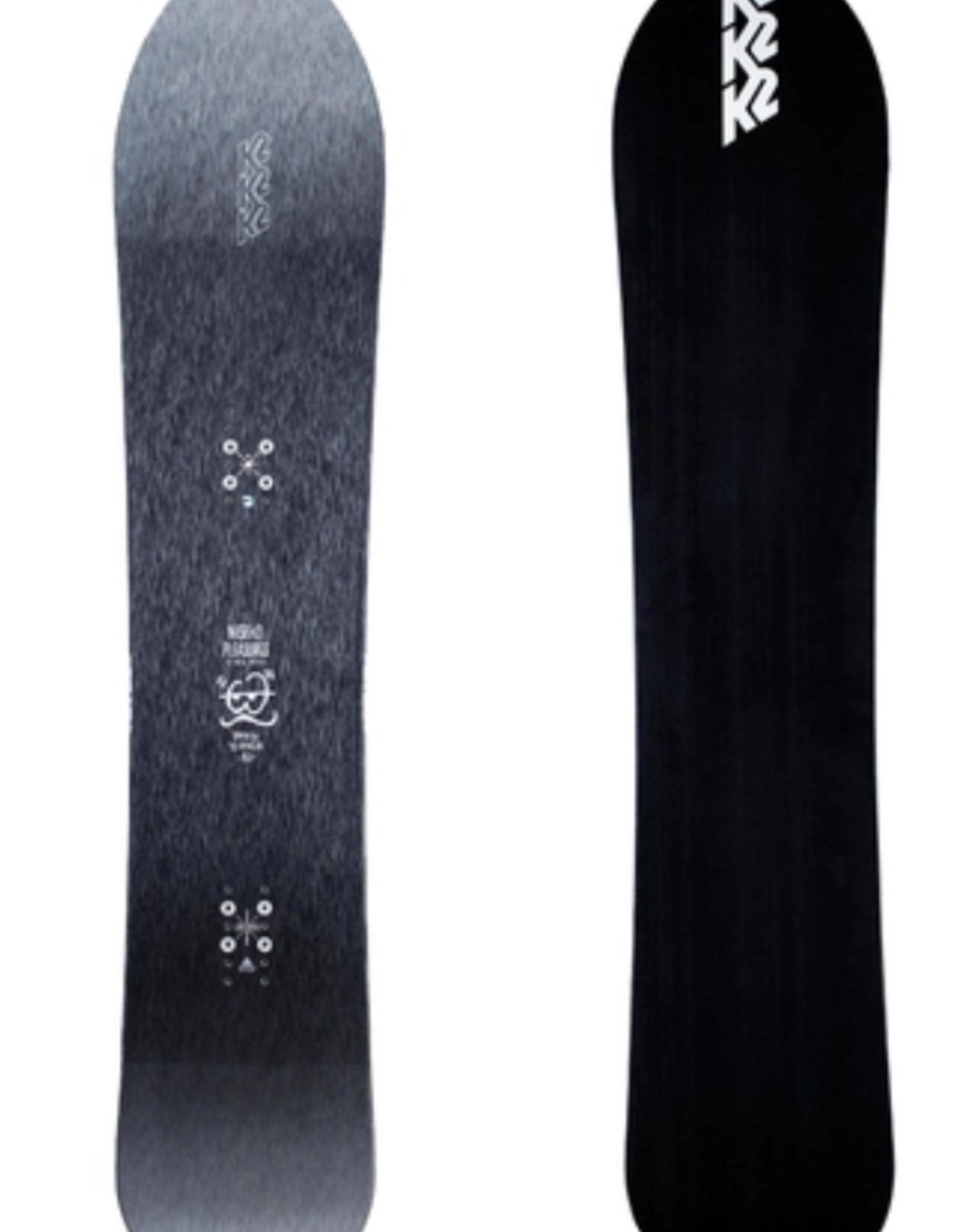 K2 Men's Niseko Pleasures Snowboard 2021