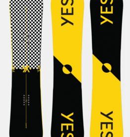 YES Yes Men's Jackpot Snowboard 2021 158CM