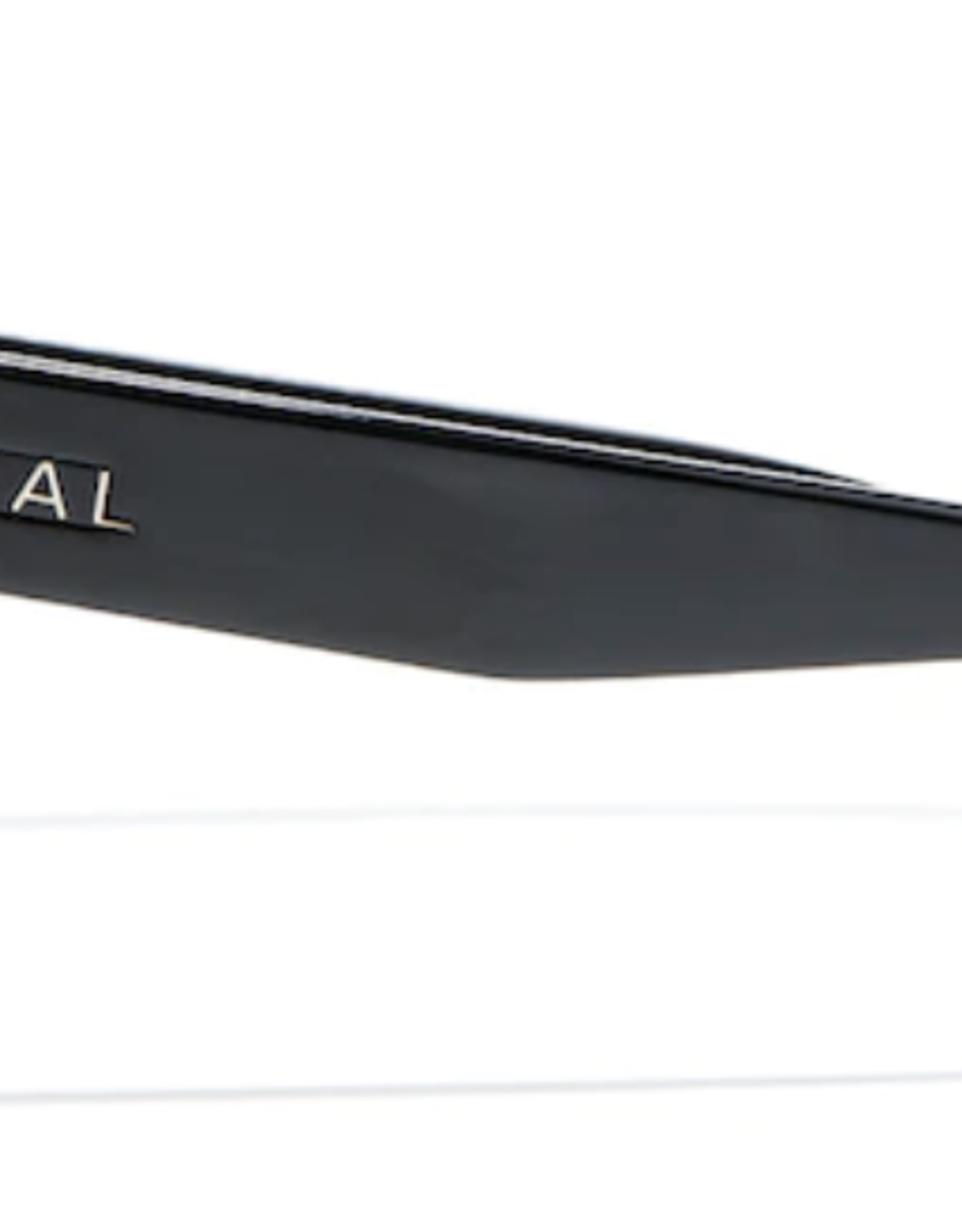 Zeal Rampart Gloss Black Frame with Polarized Grey Lens Sunglasses