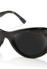 Zeal Mango Turquoise Tortoise Frame with Polarized Grey Lens Sunglasses