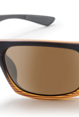 Zeal Drifter Torched Woodgrain Frame with Polarized Copper Lens Sunglasses