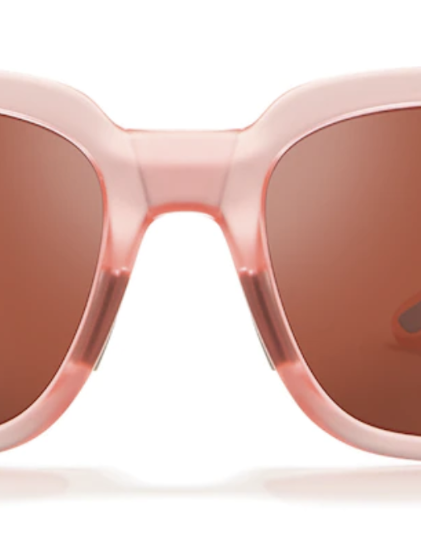 Zeal Cleo Rose All Day Frame with Polarized Rose Lens Sunglasses
