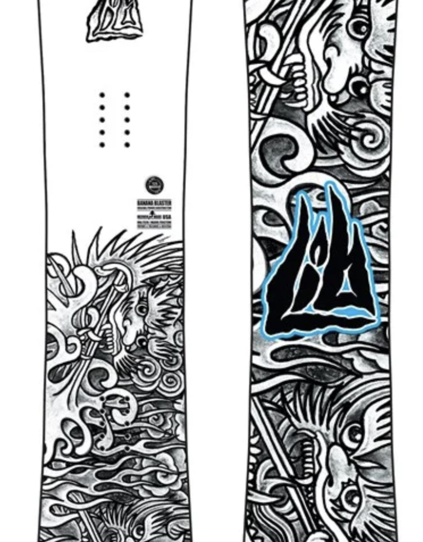 LIB TECH Lib Tech Youth Banana Blaster Snowboard 2021