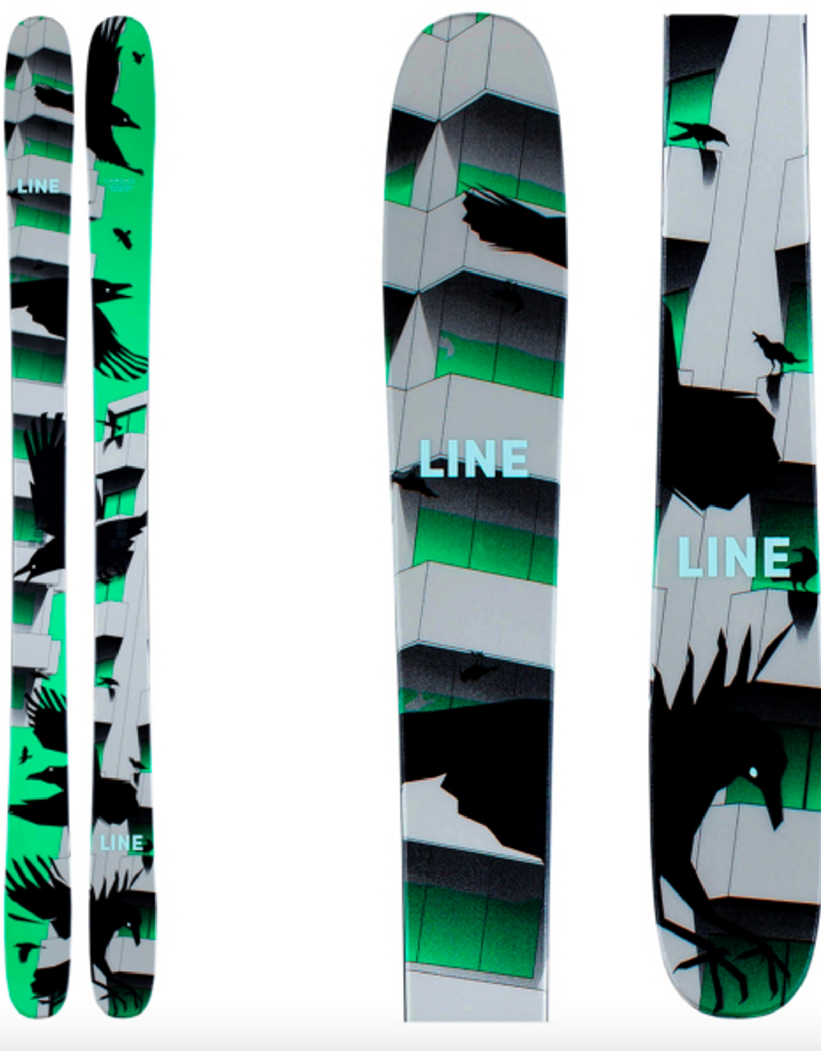 Line Men's Chronic Skis 2021 178CM