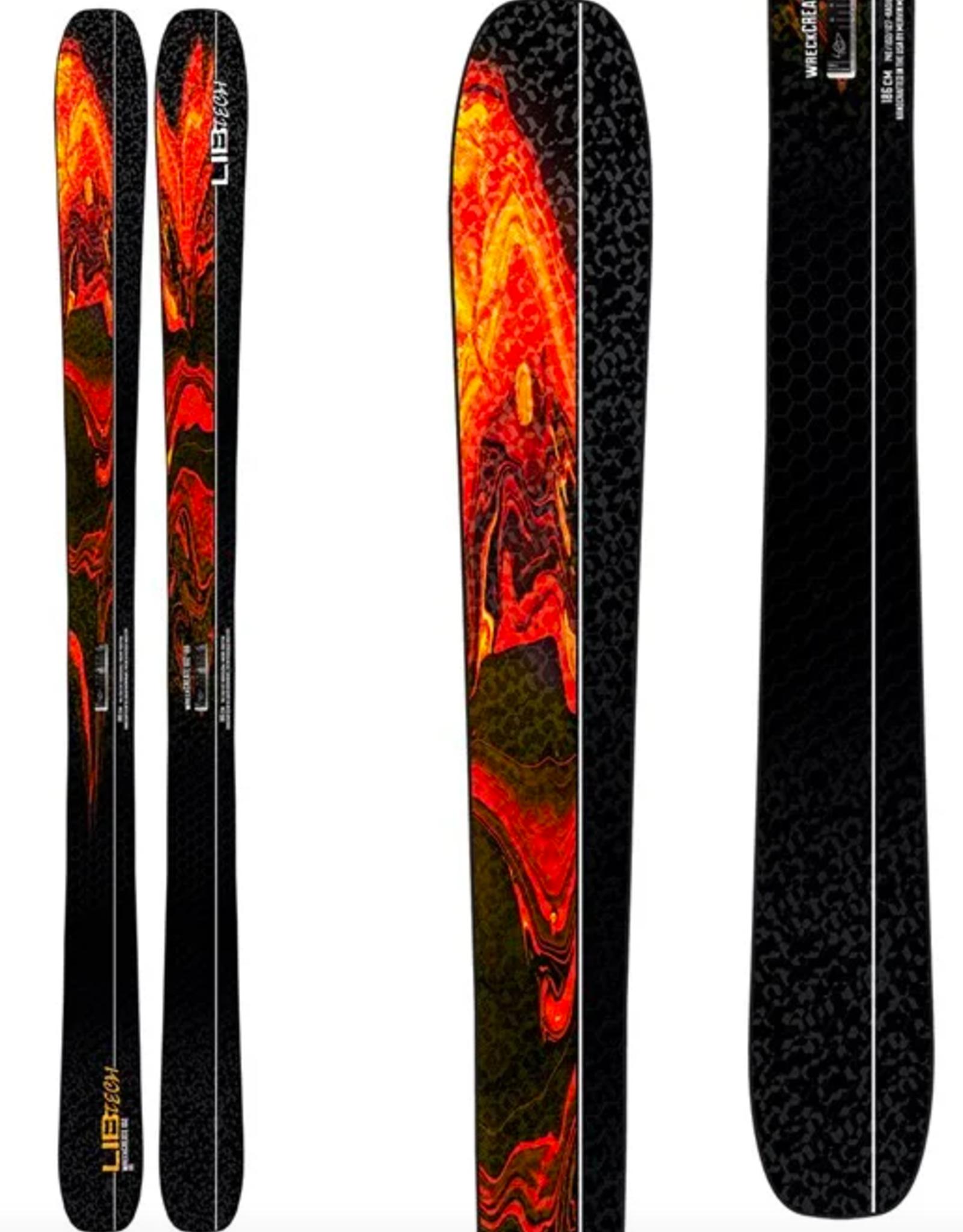 LIB TECH Lib Tech Men's WreckCreate 102 Skis 2021
