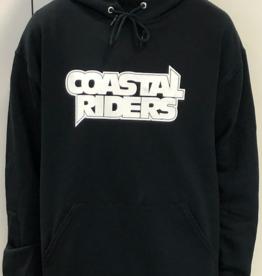 Coastal Riders Logo Hoody