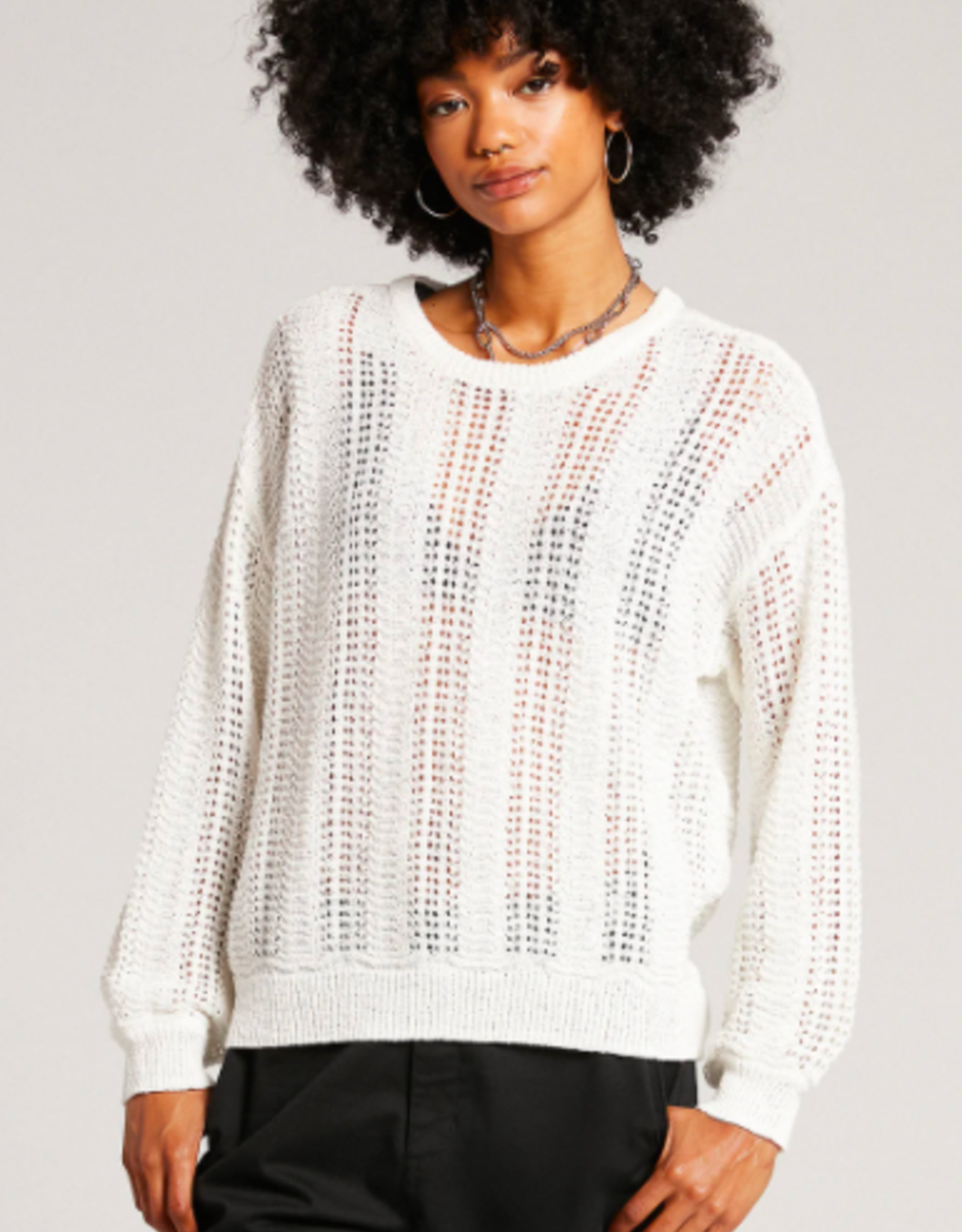 Volcom Women's LIL Sweater