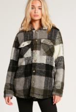 Volcom Women's Silent Sherpa Jacket