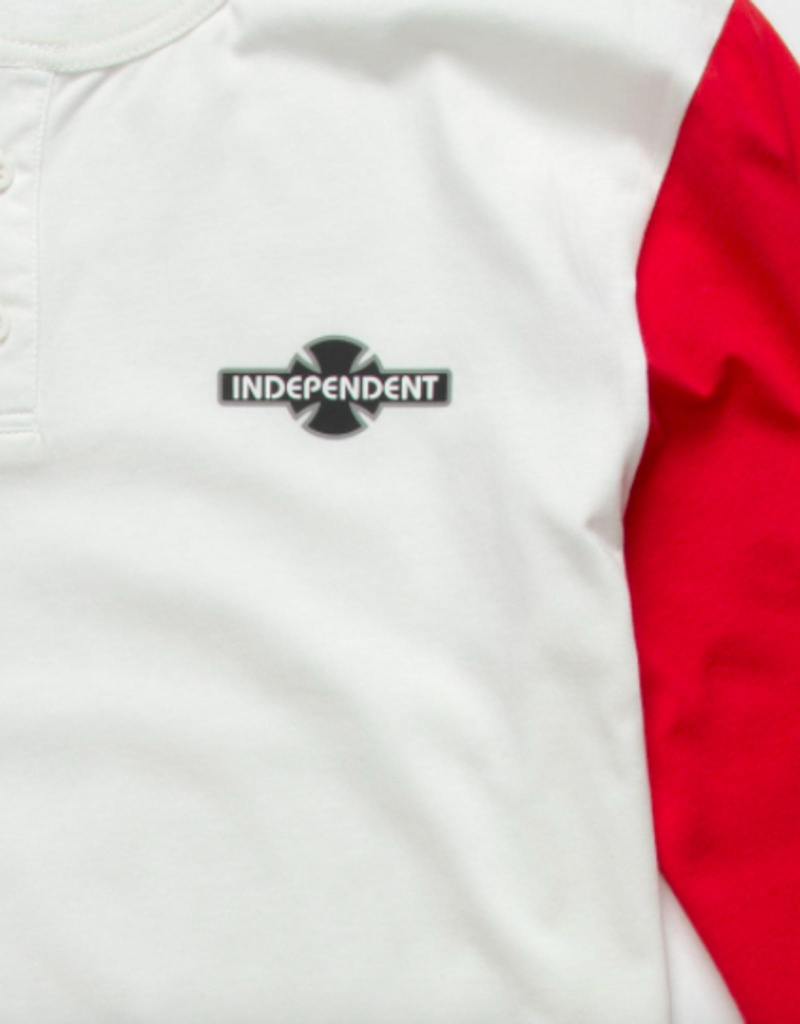 Independent Men's O.G.B.C. 3/4 Sleeve Tee
