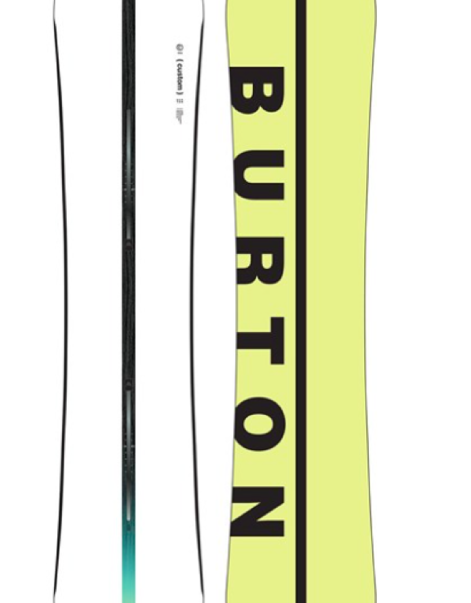 BURTON Burton Men's Custom Snowboard 2022