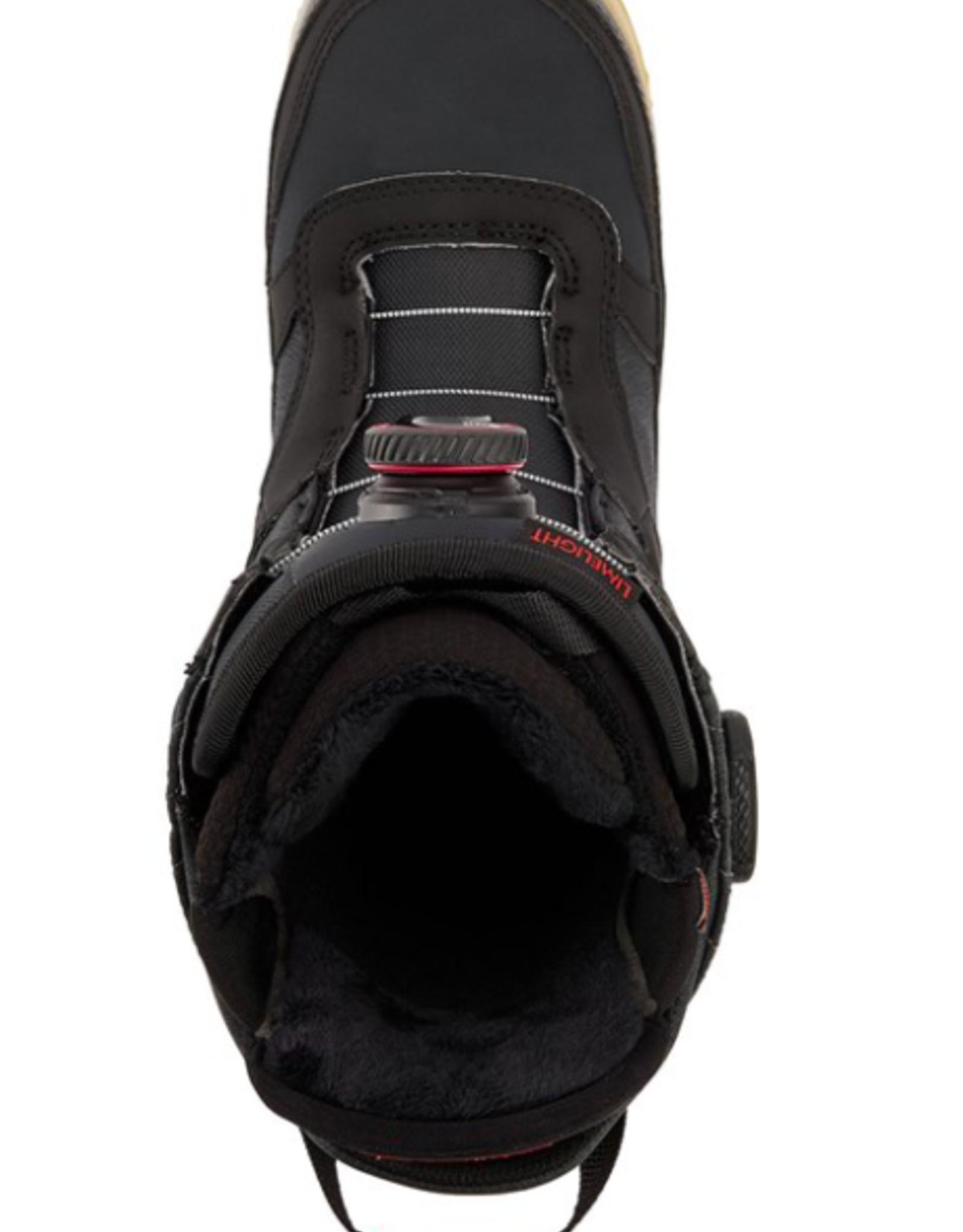 BURTON Burton Women's Limelight Boa Snowboard Boots Black 2022