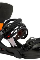 BURTON Burton Men's Cartel X Bindings Black/White/Graphic 2022