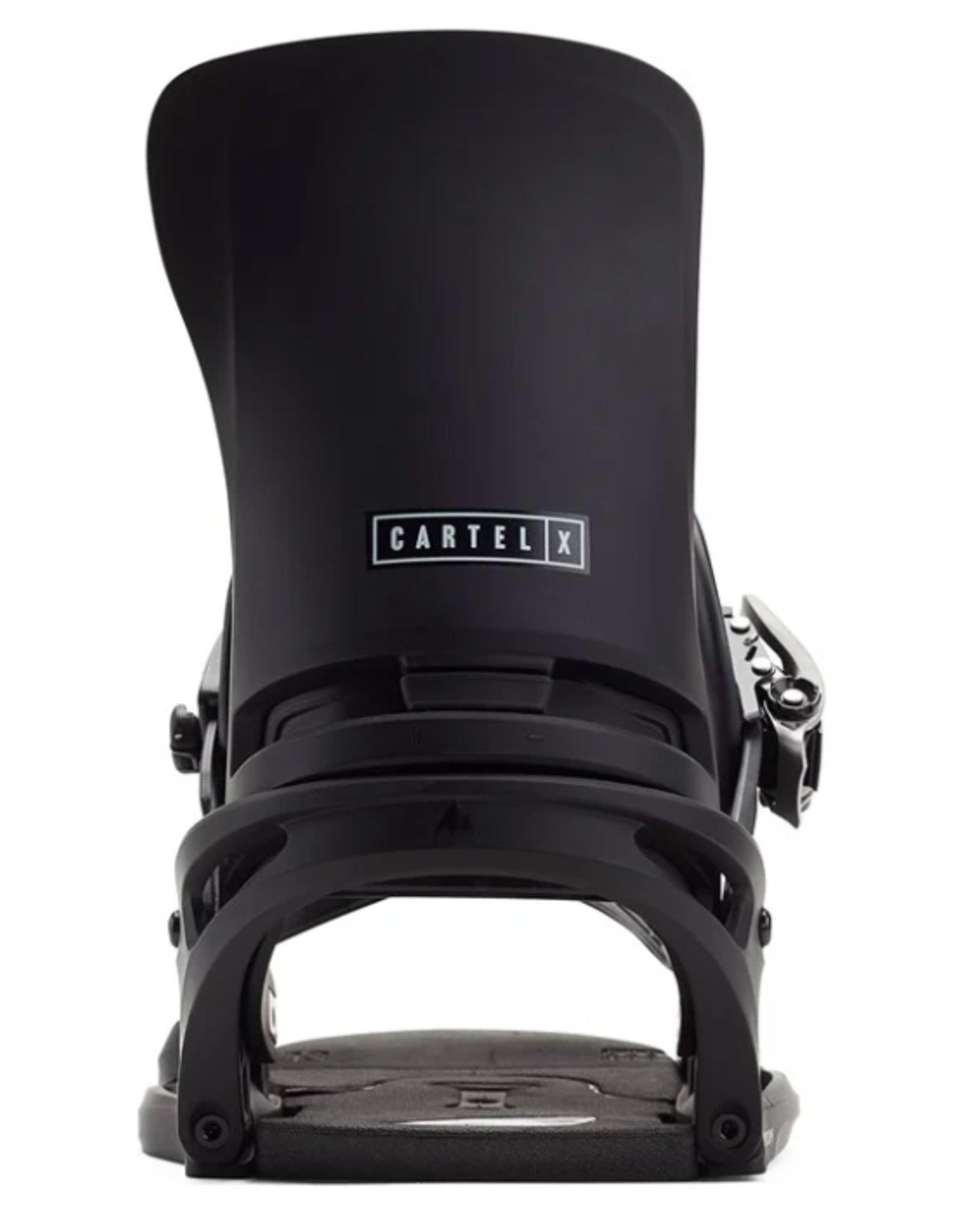 BURTON Burton Men's Cartel X EST Bindings Black 2022