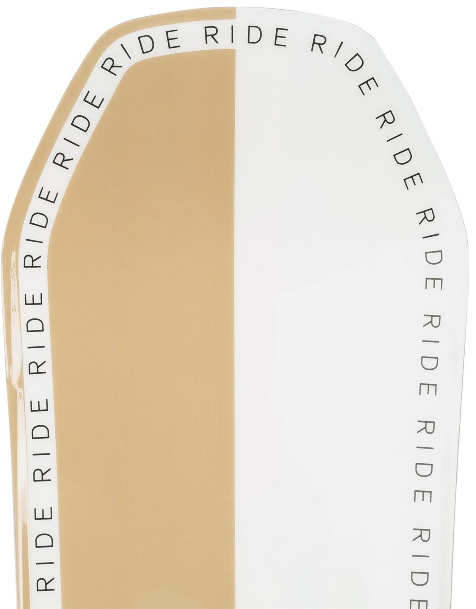 RIDE Ride Men's Zero Snowboard 2022
