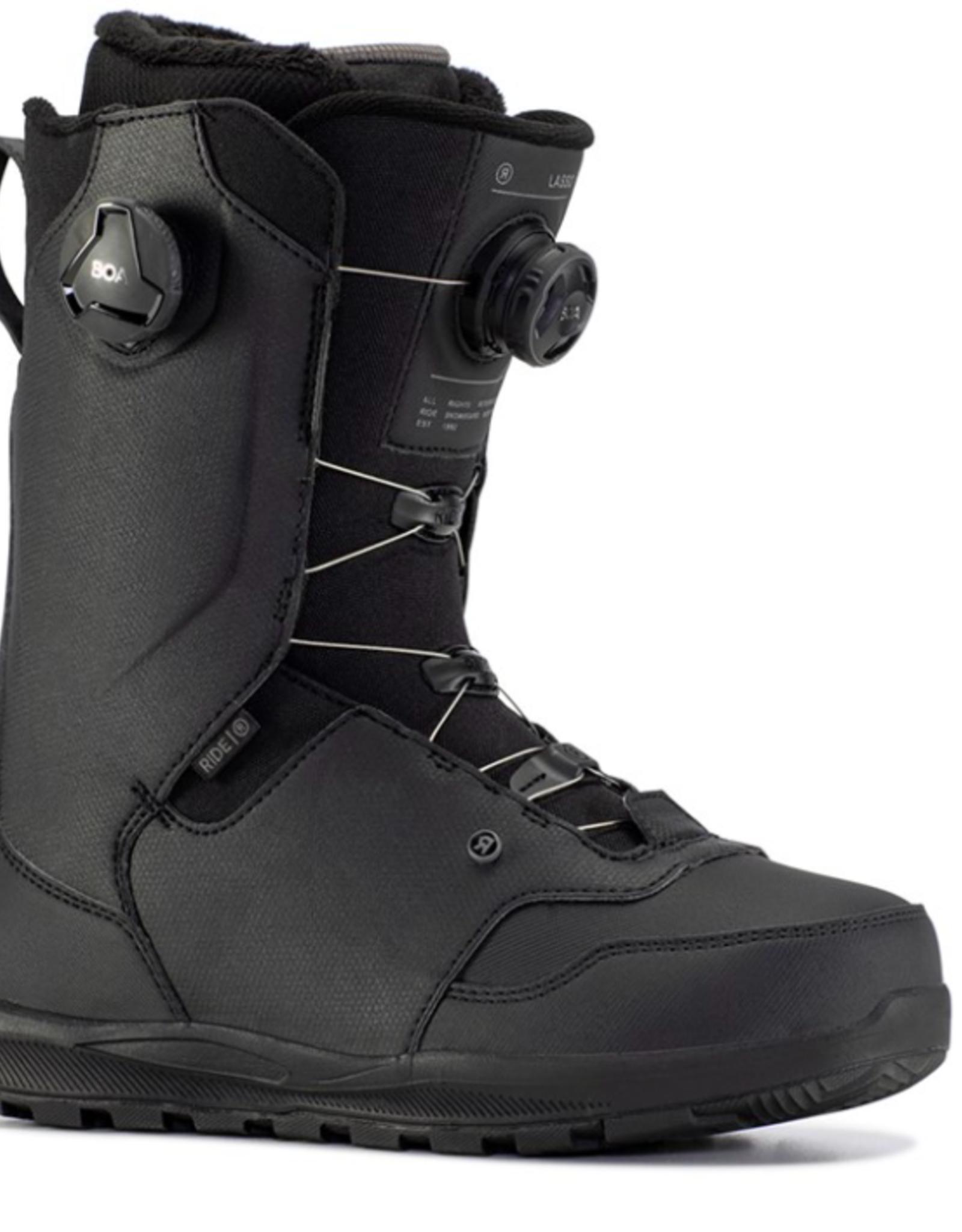 RIDE Ride Men's Lasso Snowboard Boots Black 2022