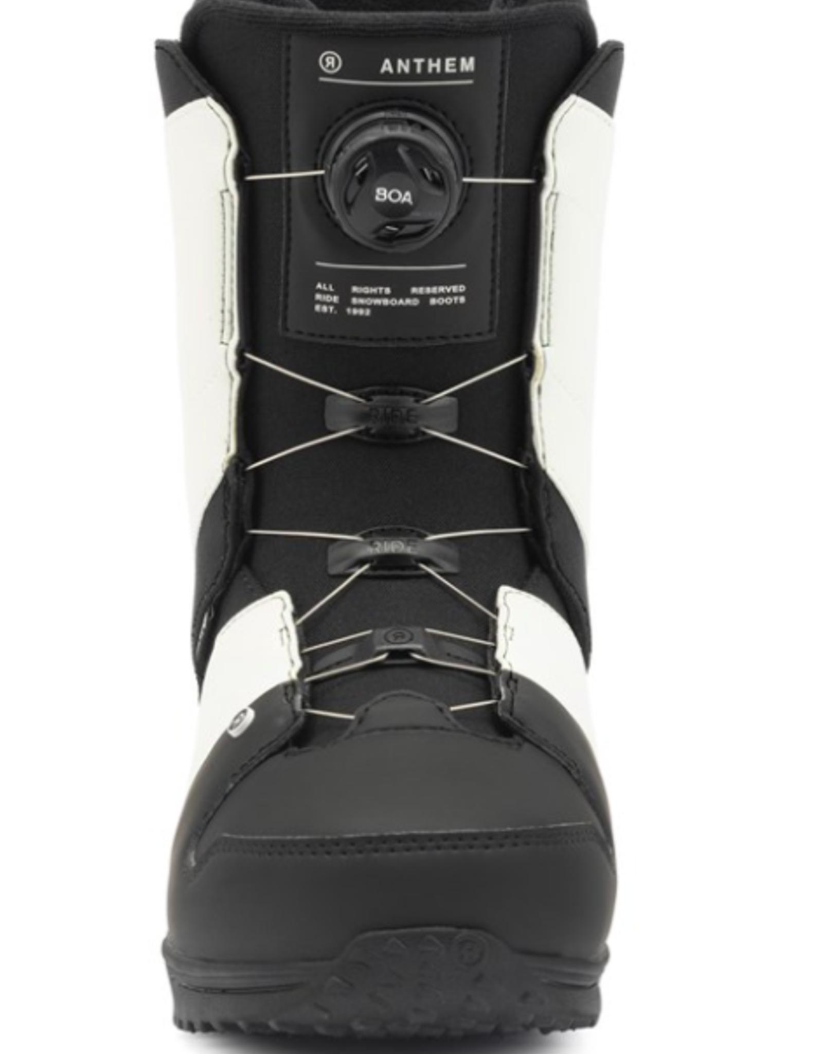 RIDE Ride Men's Anthem Snowboard Boots White 2022