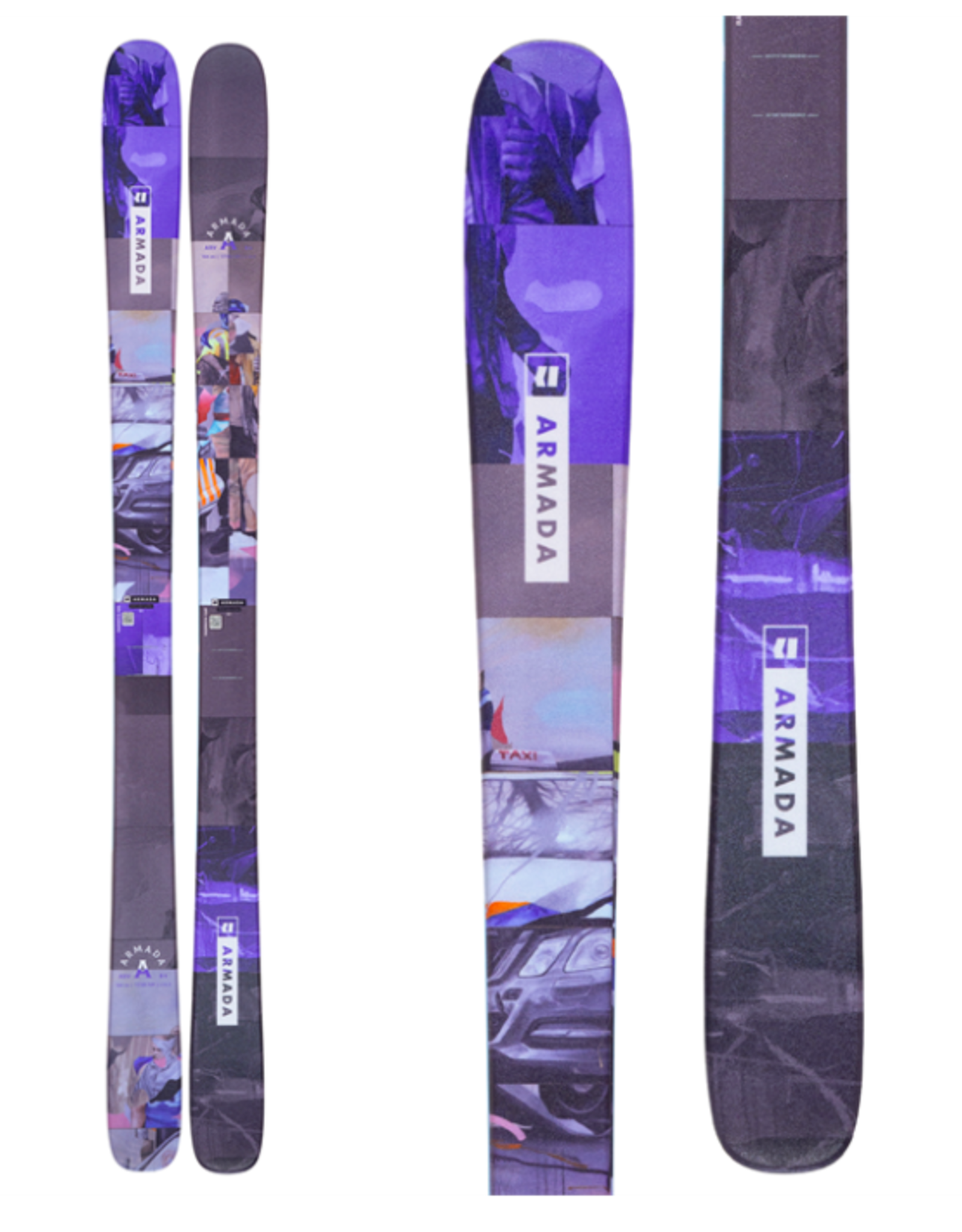 Armada Men's ARV 84 Short Skis 2022